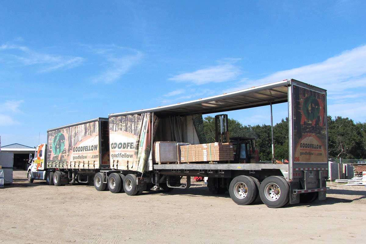 Lumber Wood Country Building Services