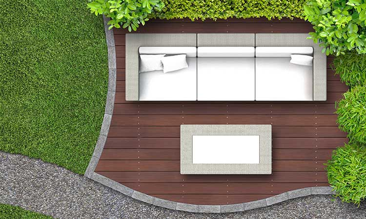 3D Deck and Dock Design